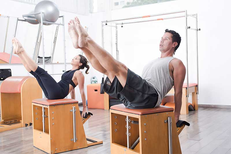 Maha Pilates Aulas